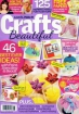 Crafts Beautiful 9月號 / 2012 + DIY印章組